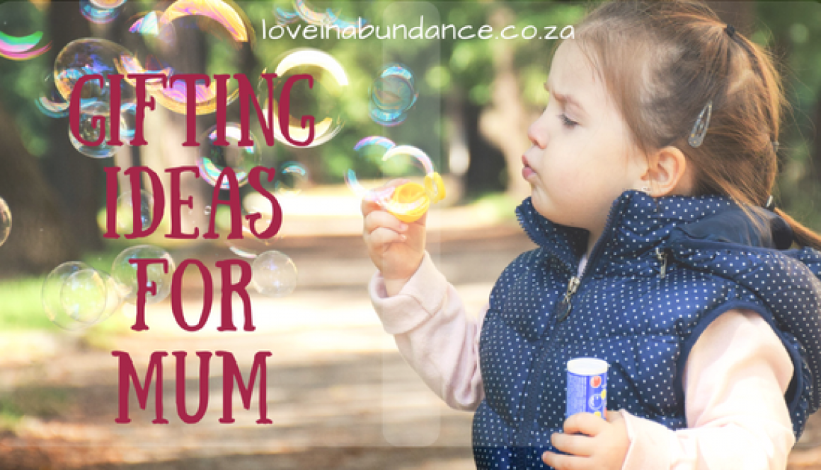 gifting ideas for mum
