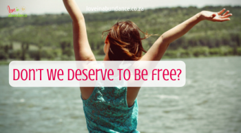 Dont we deserve to be free