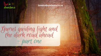 Gurus guiding light part one